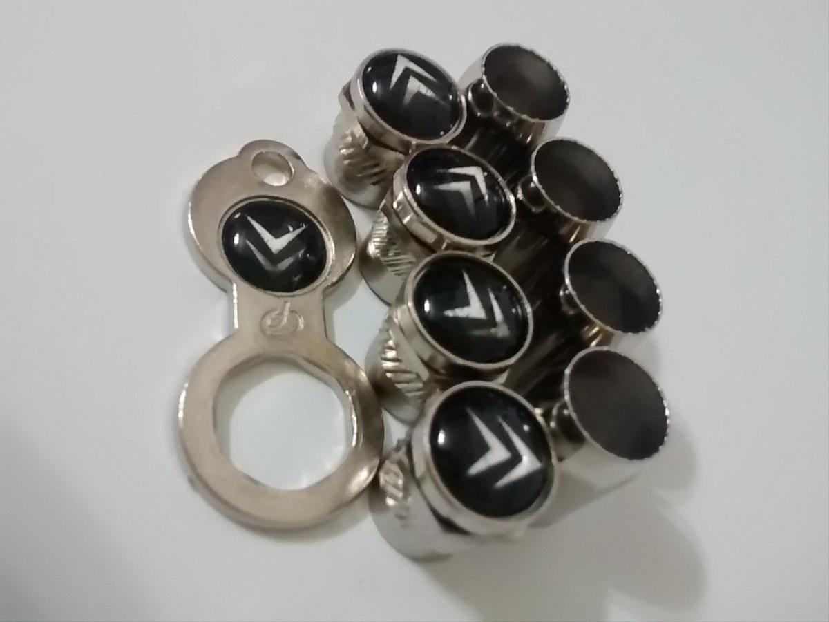 bico tampa de pneu roda cromado citroen promo o r 19 90 em mercado livre. Black Bedroom Furniture Sets. Home Design Ideas