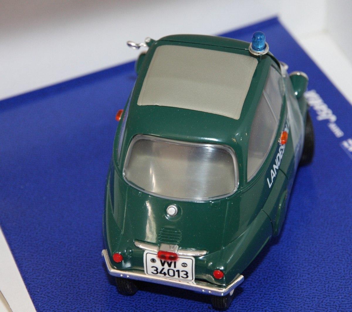 Bmw Isetta 250 Landespolizei 1 18 Revell 08911 Raridade R 300 00 Em Mercado Livre