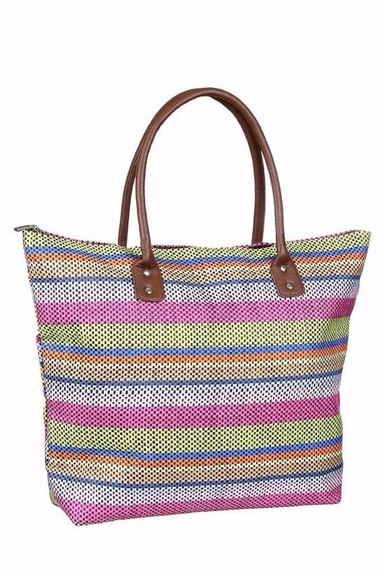 Bolsa de palha para praia ou piscina r 39 90 em mercado for Bolsa piscina