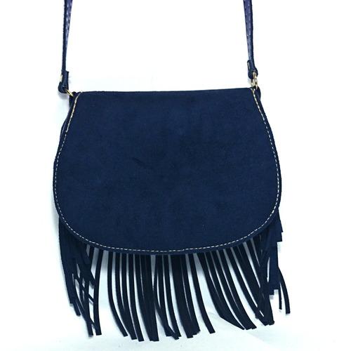 Bolsa De Franja Pequena Mercadolivre : Bolsa feminina de franja azul marinho pequena r