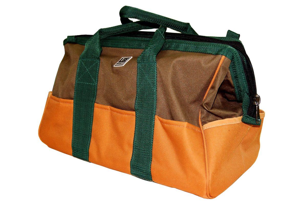 Bolsa De Lona Para Carregar Ferramentas : Bolsa para ferramentas lona c bolsos impermeavel r