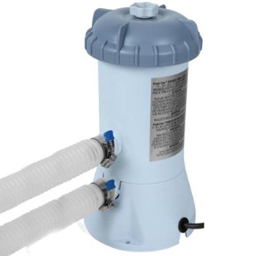 Bomba filtrante piscina infl vel l h intex filtro for Filtro piscina intex