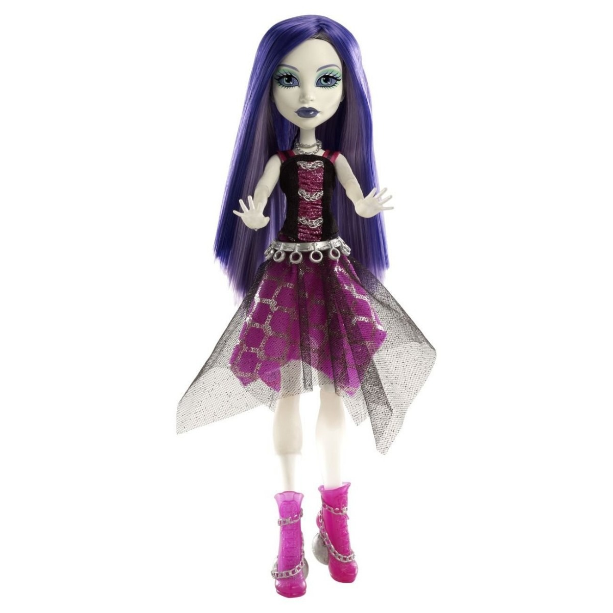 Going to SDCC this year felt different. No Monster High releases to marvel over and take tons of pics of. Not awesome Mattel employees to chat with and share Monster stories with.