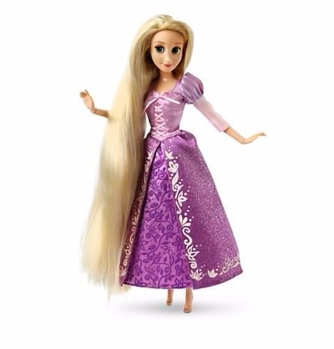 boneca rapunzel disney store r 189 99 em mercado livre. Black Bedroom Furniture Sets. Home Design Ideas