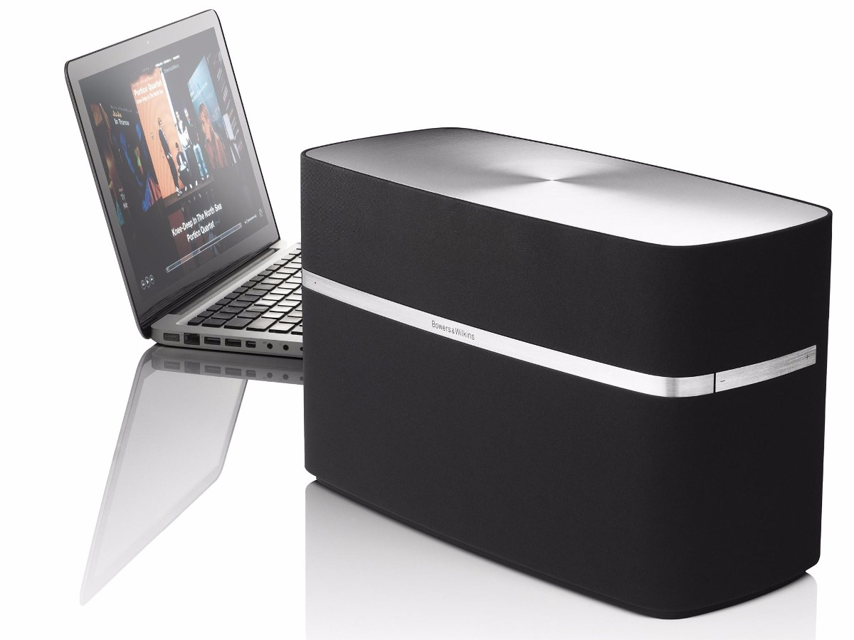 Bowers & Wilkins B&w A-7 A7 Caixa De Som Wireless Airplay ...