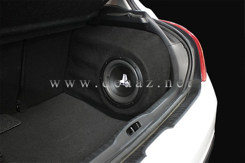 box de fibra para subwoofer peugeot 308 r 351 05 em. Black Bedroom Furniture Sets. Home Design Ideas