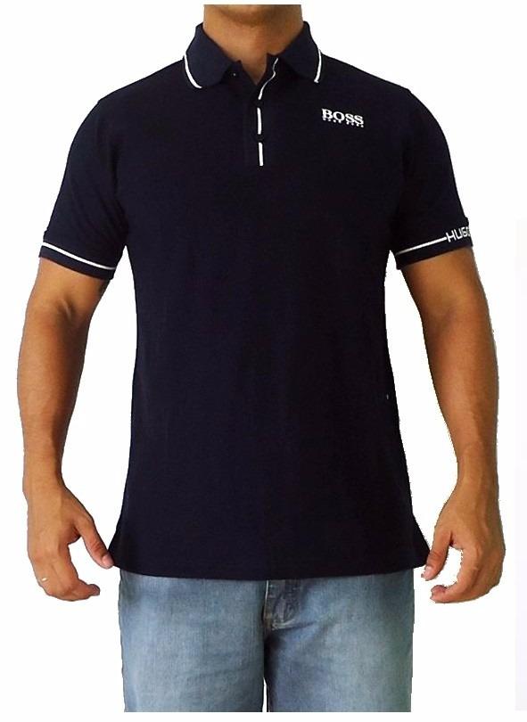 f700650ba2572 camiseta polo hugo boss original