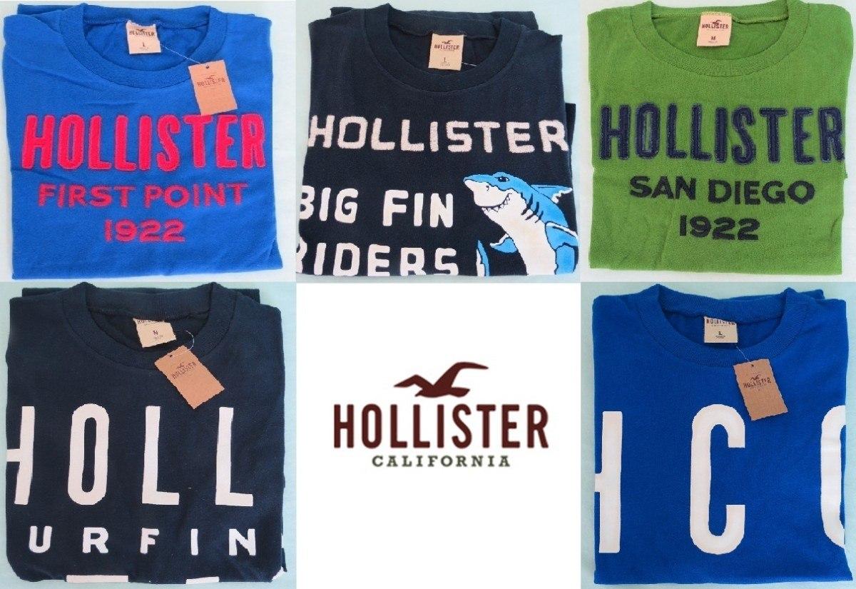 camisas hollister importadas c3c466b6c3a7f