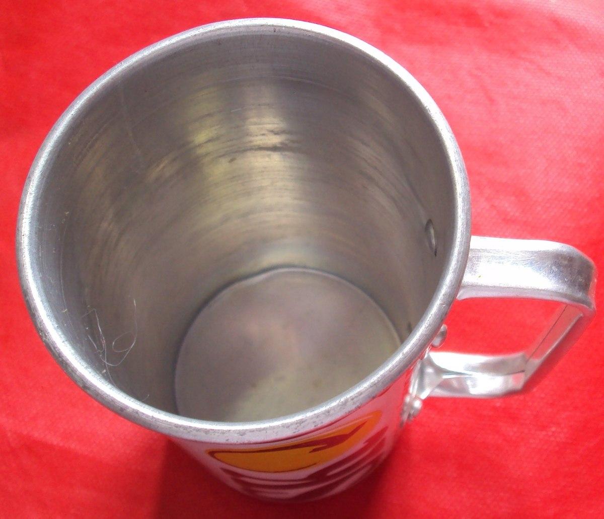 #BF0C1A Caneco De Aluminio Lata Cerveja Skol A42 R$ 7 00 em Mercado  920 Onde Comprar Janelas De Aluminio Em Porto Alegre