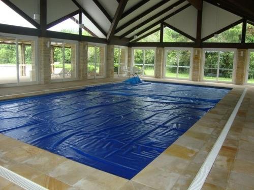 capa térmica para piscinas thermocap - oferta imperdível