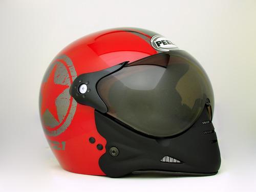 capacete peels f-21 us navy - promoção