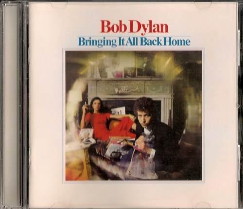 cd - bob dylan - bringing it all back home - 1965