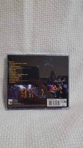cd naldo na veia tour