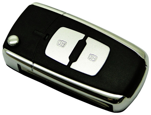 chave canivete hyundai tucson - santa fé - ix35