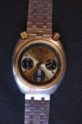 citizen chronograph automatic 23 jewels (chifrudinho)