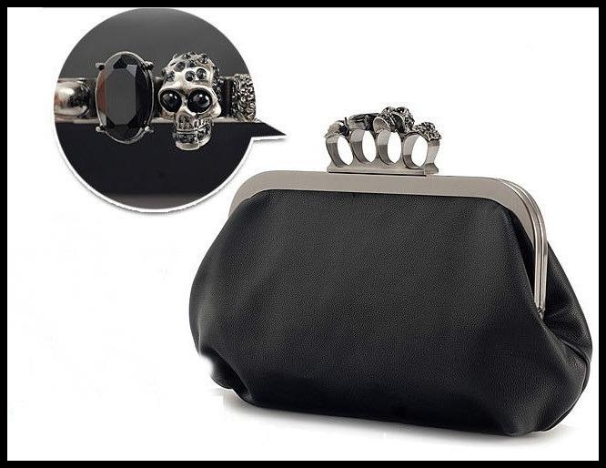 Bolsa De Mão Soco Ingles : Clutch bag com soco ingl?s bolsa de m?o pronta entrega