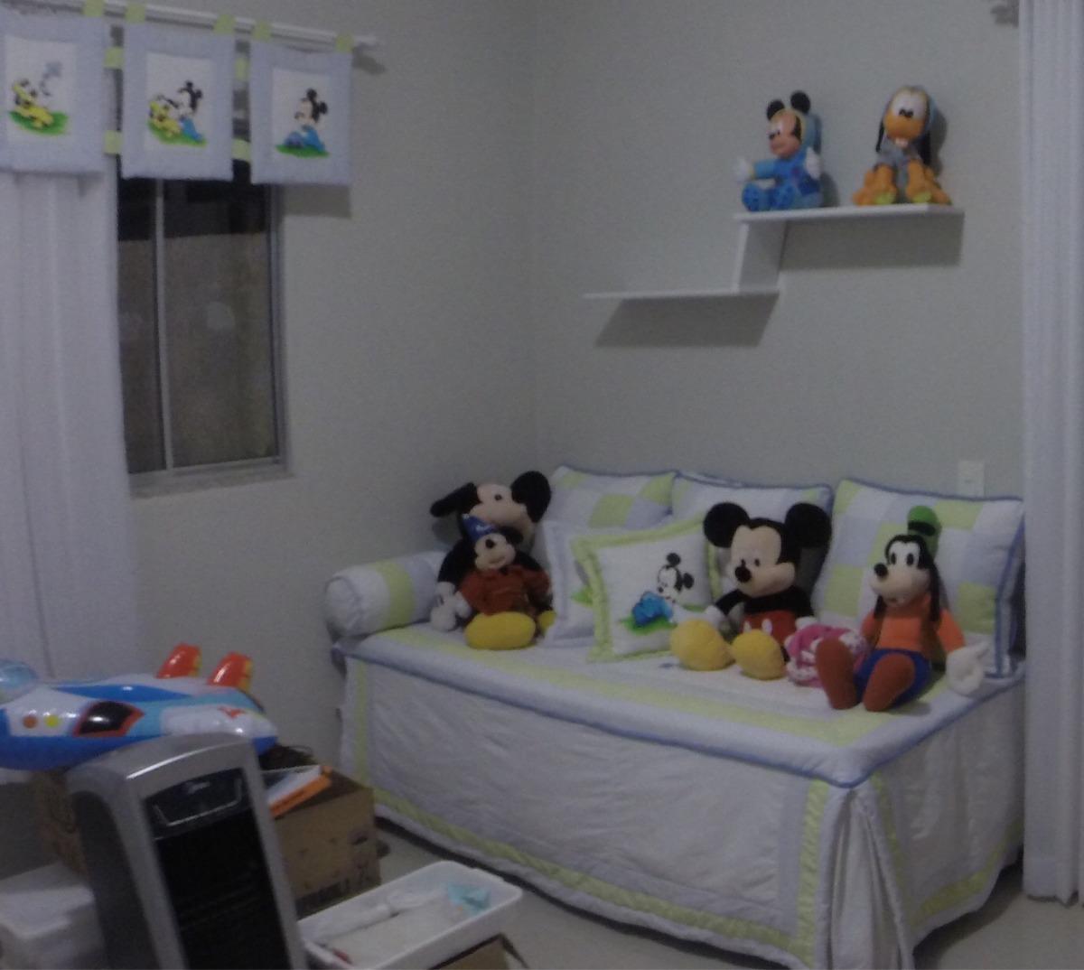 Colcha para cama box estilo sof infantil mickey r 165 00 em mercado livre - Sofas cama infantiles ...