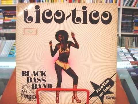 Black Bass Band - Tico - Tico / Kami-Sound Blues