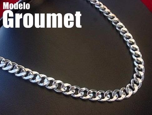 corrente cordao de prata 950 110g. direto da fabrica!