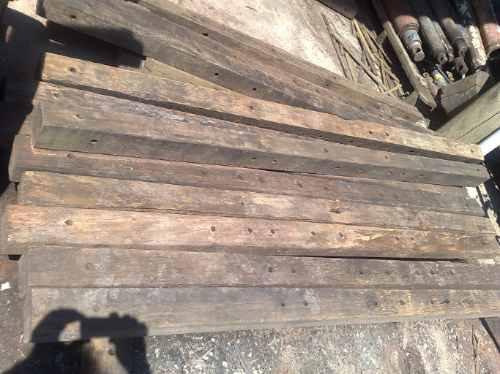 cruzetas madeira de lei ( deck, piscina, dormente, rustico)