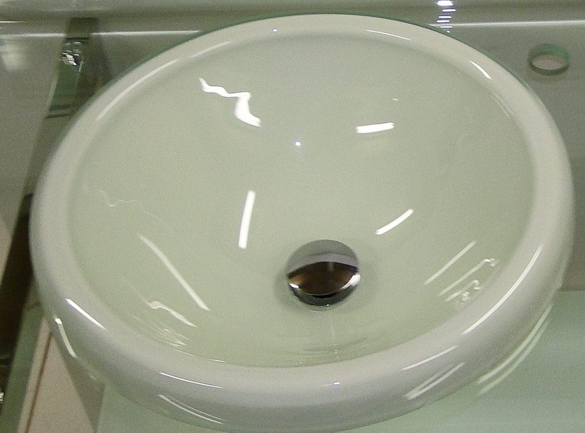 Lavabo Do Gabinete Chopin Para Banheiro R$ 199 90 em Mercado Livre #5D5036 1200 889