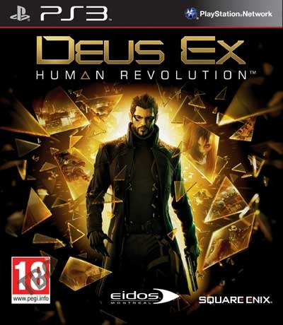 deus ex human revolution - ps3
