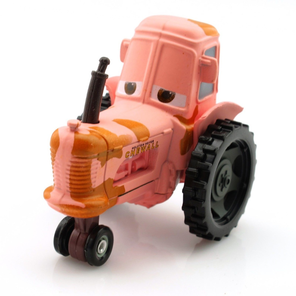 Tractor From Cars : Disney pixar cars tractor trator original da mattel
