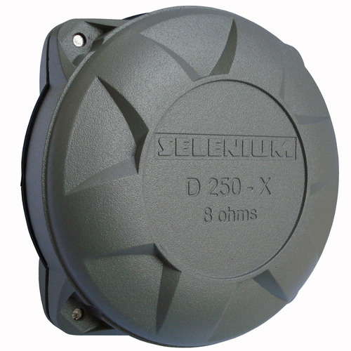 drive selenium d250x 75wrms brinde + capacitor + corneta