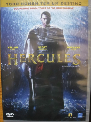 dvd hercules