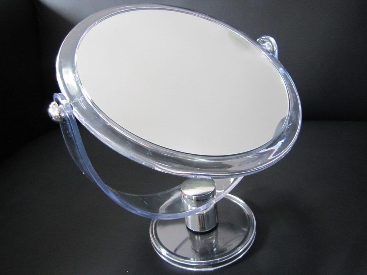 Imagens de #4F596E Espelho Para Banheiro Em Acrílico Com Aumento Zoom Maquiagem R$ 44  1200x900 px 3184 Box Acrilico Para Banheiro Zona Norte Sp