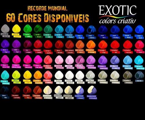 exotic colors - turquesa infinity