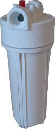 filtro de água - com duplo anel de vedação - único no ml