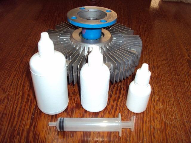 Gel multi viscoso para recarga 60ml polia viscosa troller - Radiadores de gel ...