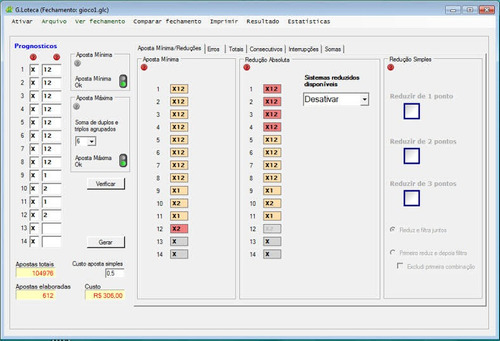 geradores de números da lotofácil e de apostas da loteca
