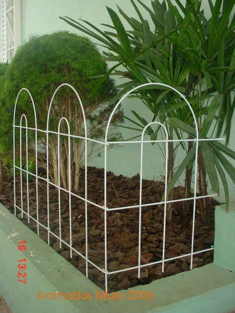 cerca para jardim mercadolivre ? Doitri.com