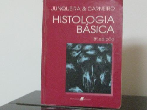 histologia básica junqueira e carneiro