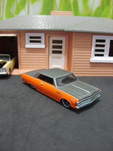 hot wheels - '65 chevy malibu