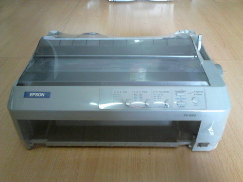 impressora matricial epson fx 890