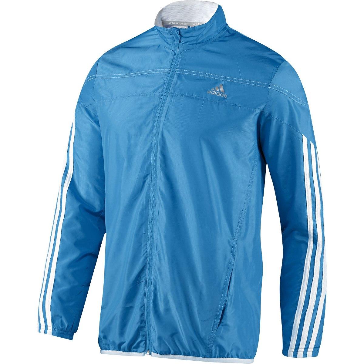 chaqueta adidas argentina wc14 azul