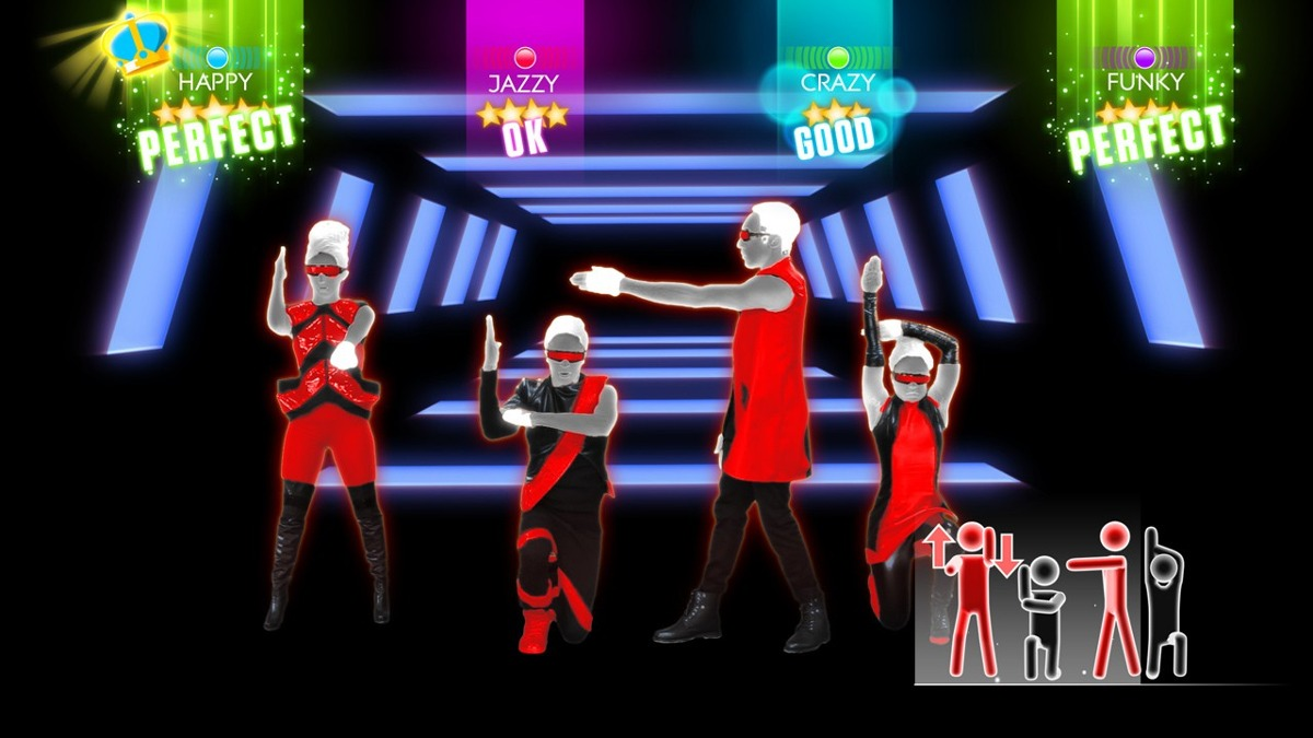 how to play just dance on ps3