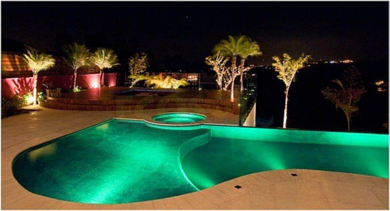 Led para piscina 70 l mpadas colorido ou monocrom tico - Leds para piscinas ...