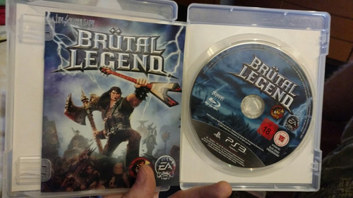 legend ps3 brütal