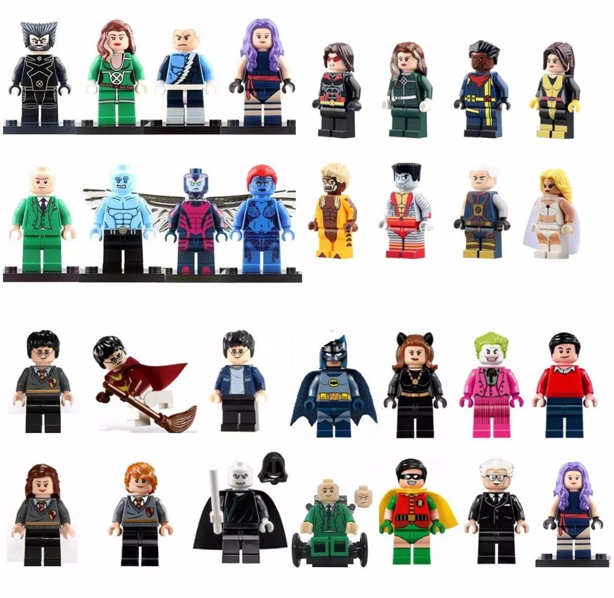Lego batman bonecos compativeis playmobil marvel r 5 - Batman playmobil ...