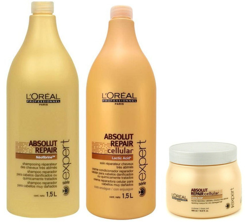 loreal shampoo, condicionador