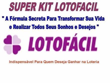 lotofácil - 22 dezenas - garante retorno do investimento