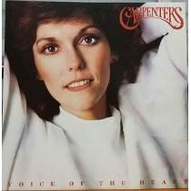 lp vinil carpenters voice of the heart