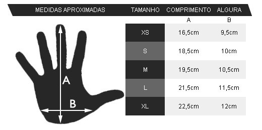 tabela de wetsuits mormaii