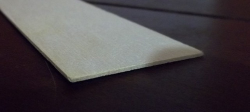 material para maquete, palitos, perfis plasticos, maquetaria