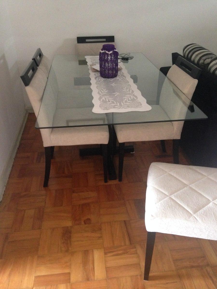 Mesa Sala De Jantar Usada ~ Mesa De Jantar Usada  R$ 2000,00 em Mercado Livre