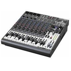 mesa de som behringer xenyx1622fx efeito usb 1622fx